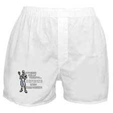 Lacrosse Defense Wins Champ 1 Boxer Shorts