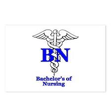 Bachelors of Nursing Postcards (Package of 8)