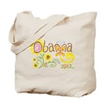 Obama Garden Tote Bag