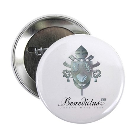 """Benedict Coat of Arms 2.25"""" Button (10 pack)"""