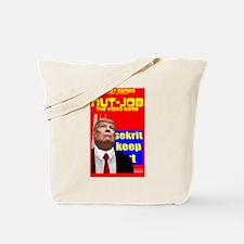 Nut-Job Tote Bag