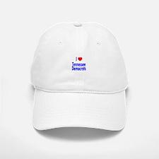 I Love Tennessee Democrats Baseball Baseball Cap