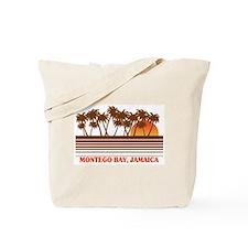 Montego Bay Jamaica Tote Bag