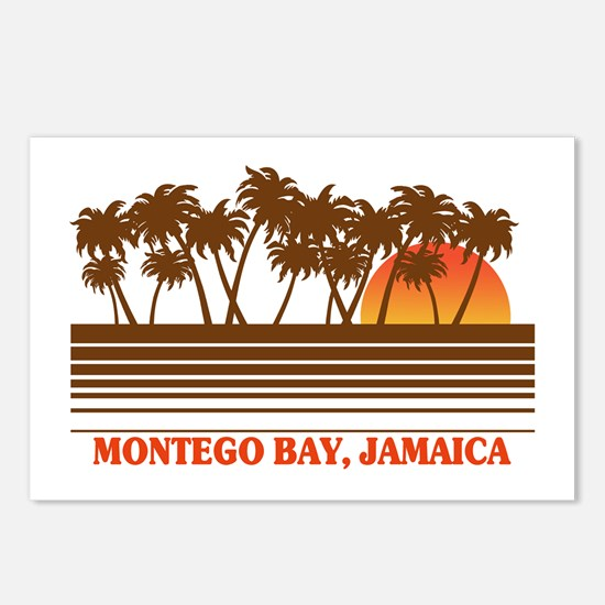 Montego Bay Jamaica Postcards (Package of 8)