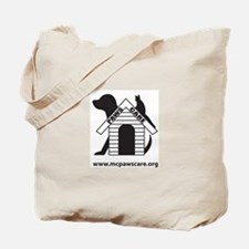 Cute Paws care of montgomery county illinois Tote Bag