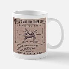 Nestle's Mother Goose Ad Mug