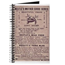 Nestle's Mother Goose Ad Journal