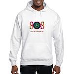 SOS Earth Day Hooded Sweatshirt