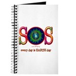 SOS Earth Day Journal