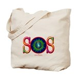 SOS Earth Day Tote Bag
