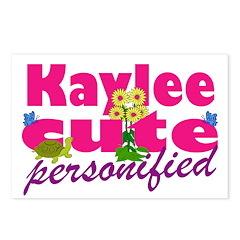 Cute Kaylee Postcards (Package of 8)