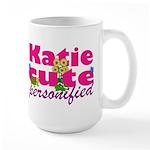 Cute Katie Large Mug