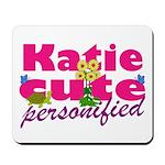 Cute Katie Mousepad