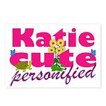 Cute Katie Postcards (Package of 8)