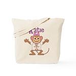 Little Monkey Katie Tote Bag
