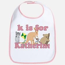 K is for Katherine Bib