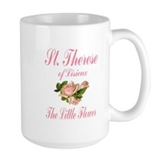St.Therese - The Little Flower Mug
