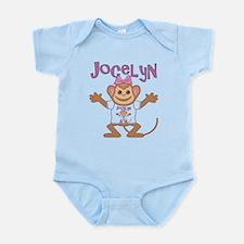 Little Monkey Jocelyn Infant Bodysuit