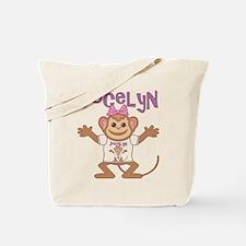 Little Monkey Jocelyn Tote Bag