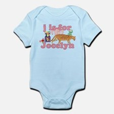 J is for Jocelyn Infant Bodysuit
