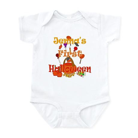 Jenna's First Halloween Infant Bodysuit