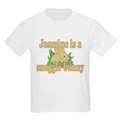 Jasmine is a Snuggle Bunny T-Shirt