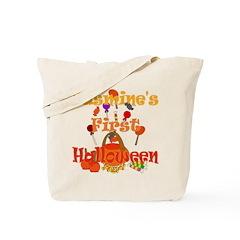 First Halloween Jasmine Tote Bag