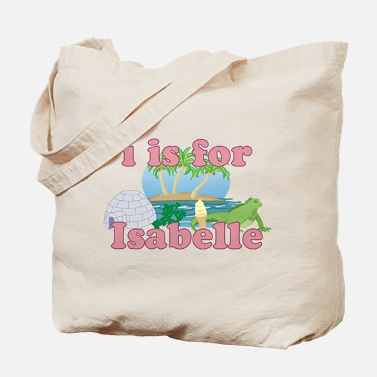 I is for Isabelle Tote Bag