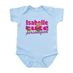 Cute Isabelle Infant Bodysuit