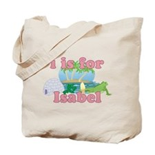 I is for Isabel Tote Bag