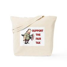 ELIMINATE IRS Tote Bag