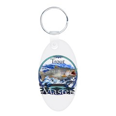 Trout master Keychains
