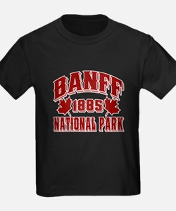 Banff Old Style Red T