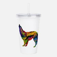 COLORS Acrylic Double-wall Tumbler