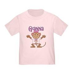 Little Monkey Gianna T
