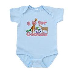 G is for Genesis Infant Bodysuit