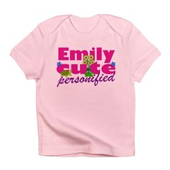 Cute Emily Infant T-Shirt