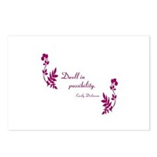 Dwell in Possibility Postcards (Package of 8)