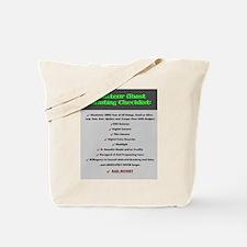 Paranormal Hobbyist Tote Bag