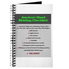 Paranormal Hobbyist Journal