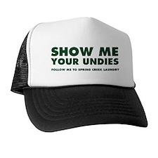 Spring Creek Laundry Trucker Hat