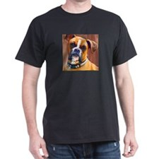 Unique Boxer art T-Shirt