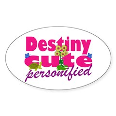 Cute Destiny Decal
