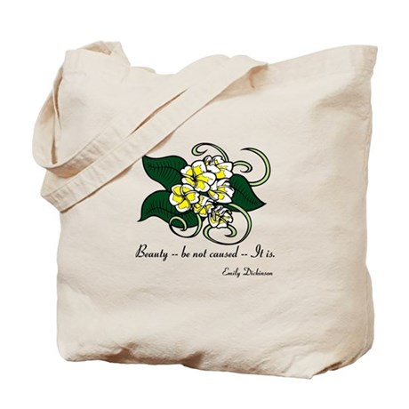 Beauty Is Tote Bag
