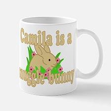 Camila is a Snuggle Bunny Mug