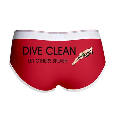 Dive Clean Women's Boy Brief