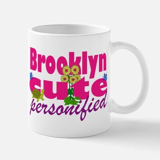 Cute Brooklyn Mug