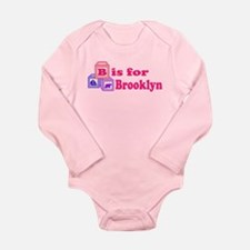 Baby Blocks Brooklyn Onesie Romper Suit
