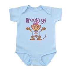 Little Monkey Brooklyn Infant Bodysuit