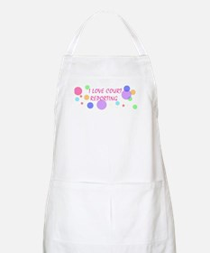 I love court reporting - BBQ Apron
